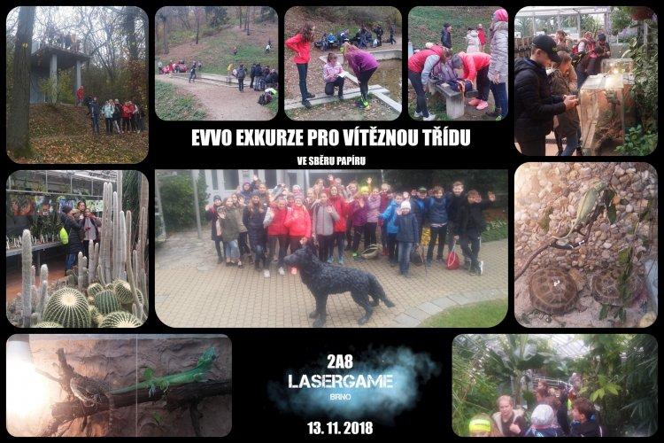 EVVO Exkurze 2A8 2018 SBĚR PAPÍRU  WEB