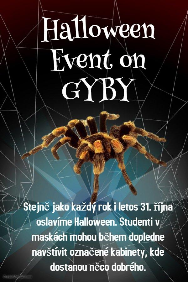 Copy of Hallows Event - Made with PosterMyWall